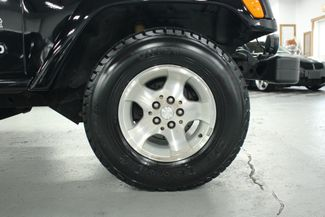 2003 Jeep Wrangler Sahara 4X4 Kensington, Maryland 79