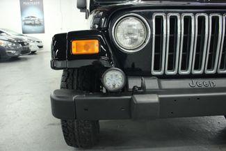 2003 Jeep Wrangler Sahara 4X4 Kensington, Maryland 82