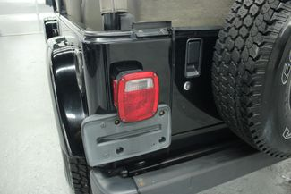 2003 Jeep Wrangler Sahara 4X4 Kensington, Maryland 83