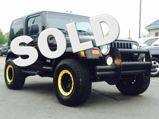 2003 Jeep Wrangler Sahara LINDON, UT