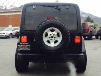 2003 Jeep Wrangler Sahara LINDON, UT 3