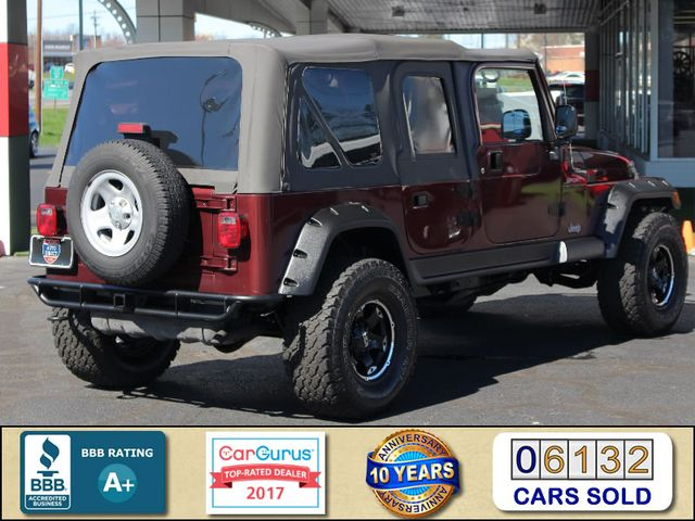 2003 Jeep Wrangler Sport 4X4 - LIFTED - 6 PASS CONVERSION! Mooresville , NC 2