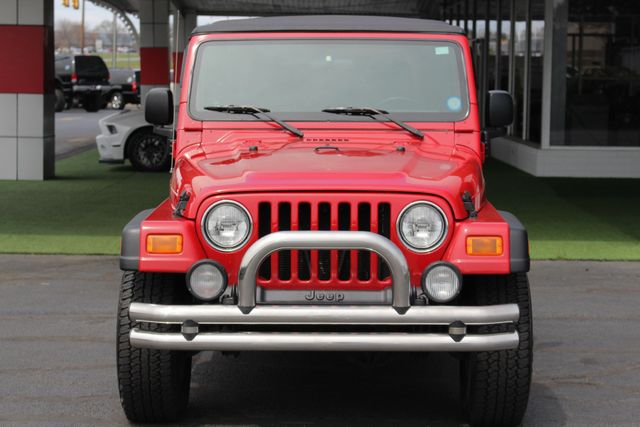 2003 Jeep Wrangler Sport 4x4 - 5SP MANUAL - CUSTOM BUMPERS! Mooresville , NC 15