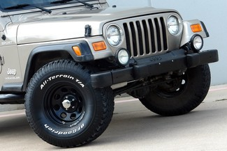 2003 Jeep Wrangler Sport Lifted 4WD Plano, TX 5