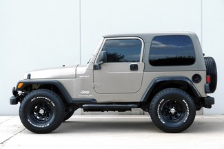 2003 Jeep Wrangler Sport Lifted 4WD Plano, TX 3