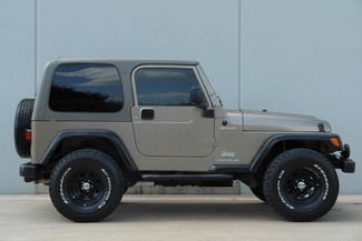 2003 Jeep Wrangler Sport Lifted 4WD Plano, TX 2