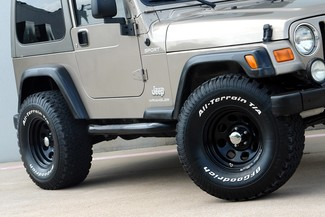 2003 Jeep Wrangler Sport Lifted 4WD Plano, TX 6