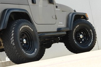 2003 Jeep Wrangler Sport Lifted 4WD Plano, TX 24