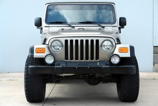 2003 Jeep Wrangler Sport Lifted 4WD Plano, TX 4