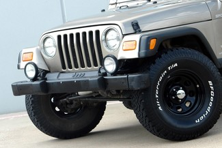 2003 Jeep Wrangler Sport Lifted 4WD Plano, TX 14