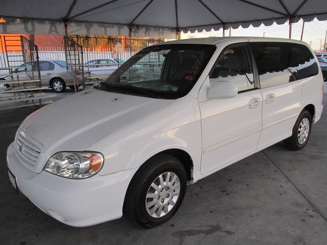 2003 Kia Sedona LX Please call or e-mail to check availability All of our vehicles are available