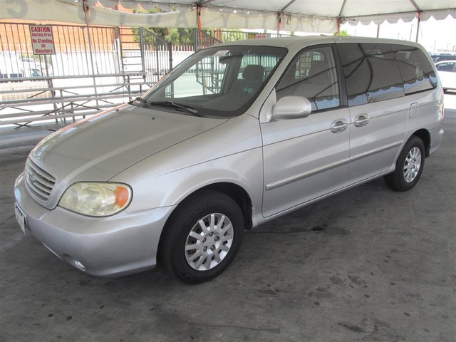 2003 Kia Sedona LX This particular Vehicle comes with 3rd Row Seat Please call or e-mail to check