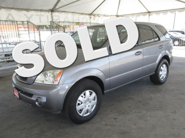 2003 Kia Sorento LX Please call or e-mail to check availability All of our vehicles are availab