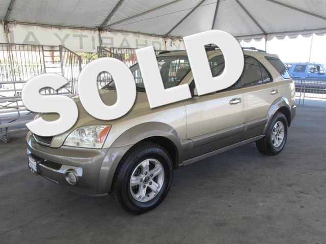 2003 Kia Sorento EX Please call or e-mail to check availability All of our vehicles are availab