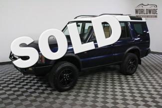 2003 Land Rover DISCOVERY in Denver Colorado