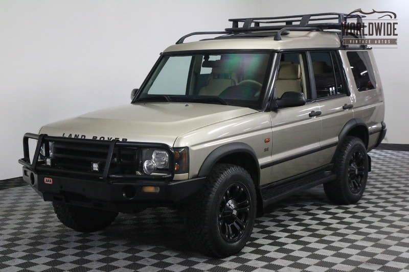 2003 Land Rover DISCOVERY LIFTED ARB MINT!