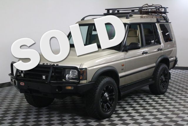 2003 Land Rover DISCOVERY LIFTED ARB MINT! | Denver, Colorado | Worldwide Vintage Autos