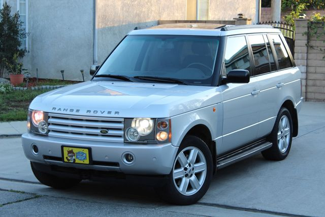 2003 Land Rover RANGE ROVER LUXURY HSE NAVIGATION ALLOY WHLS SERVICE RECORDS! Woodland Hills, CA 29