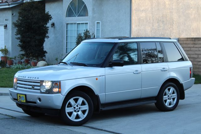 2003 Land Rover RANGE ROVER LUXURY HSE NAVIGATION ALLOY WHLS SERVICE RECORDS! Woodland Hills, CA 30