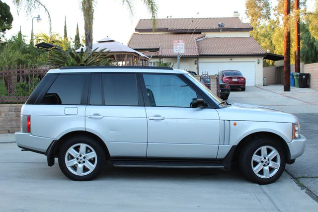 2003 Land Rover RANGE ROVER LUXURY HSE NAVIGATION ALLOY WHLS SERVICE RECORDS! Woodland Hills, CA 8