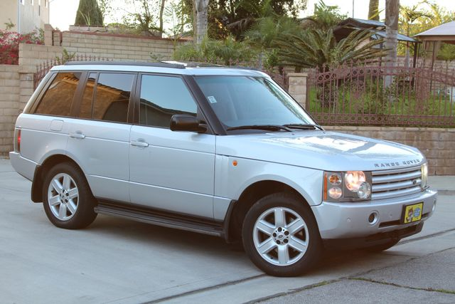 2003 Land Rover RANGE ROVER LUXURY HSE NAVIGATION ALLOY WHLS SERVICE RECORDS! Woodland Hills, CA 9