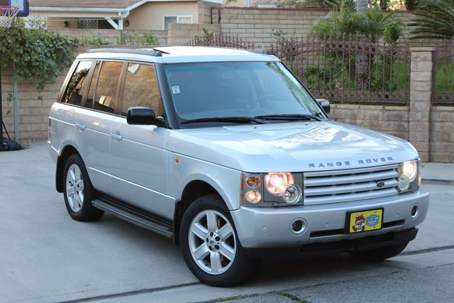 2003 Land Rover RANGE ROVER LUXURY HSE NAVIGATION ALLOY WHLS SERVICE RECORDS! Woodland Hills, CA 10
