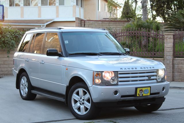 2003 Land Rover RANGE ROVER LUXURY HSE NAVIGATION ALLOY WHLS SERVICE RECORDS! Woodland Hills, CA 28