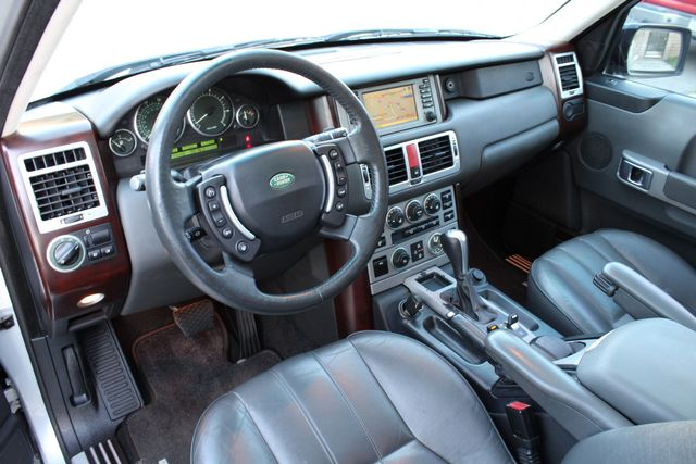 2003 Land Rover RANGE ROVER LUXURY HSE NAVIGATION ALLOY WHLS SERVICE RECORDS! Woodland Hills, CA 13