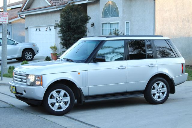 2003 Land Rover RANGE ROVER LUXURY HSE NAVIGATION ALLOY WHLS SERVICE RECORDS! Woodland Hills, CA 2