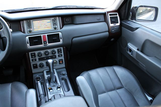 2003 Land Rover RANGE ROVER LUXURY HSE NAVIGATION ALLOY WHLS SERVICE RECORDS! Woodland Hills, CA 22
