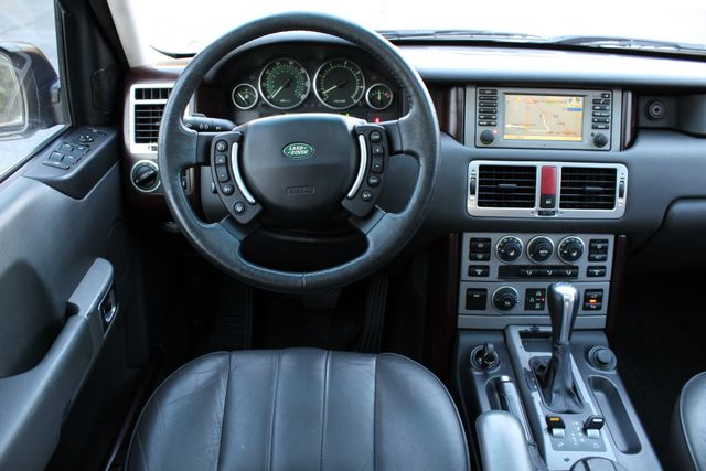 2003 Land Rover RANGE ROVER LUXURY HSE NAVIGATION ALLOY WHLS SERVICE RECORDS! Woodland Hills, CA 23