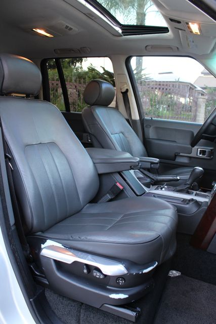 2003 Land Rover RANGE ROVER LUXURY HSE NAVIGATION ALLOY WHLS SERVICE RECORDS! Woodland Hills, CA 25