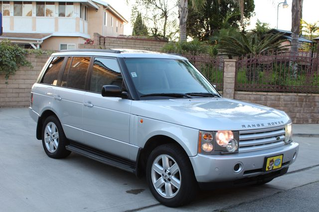 2003 Land Rover RANGE ROVER LUXURY HSE NAVIGATION ALLOY WHLS SERVICE RECORDS! Woodland Hills, CA 31