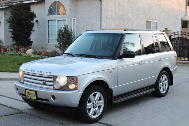 2003 Land Rover RANGE ROVER LUXURY HSE NAVIGATION ALLOY WHLS SERVICE RECORDS! Woodland Hills, CA 32