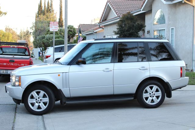 2003 Land Rover RANGE ROVER LUXURY HSE NAVIGATION ALLOY WHLS SERVICE RECORDS! Woodland Hills, CA 3
