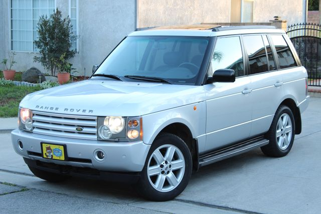 2003 Land Rover RANGE ROVER LUXURY HSE NAVIGATION ALLOY WHLS SERVICE RECORDS! Woodland Hills, CA 1