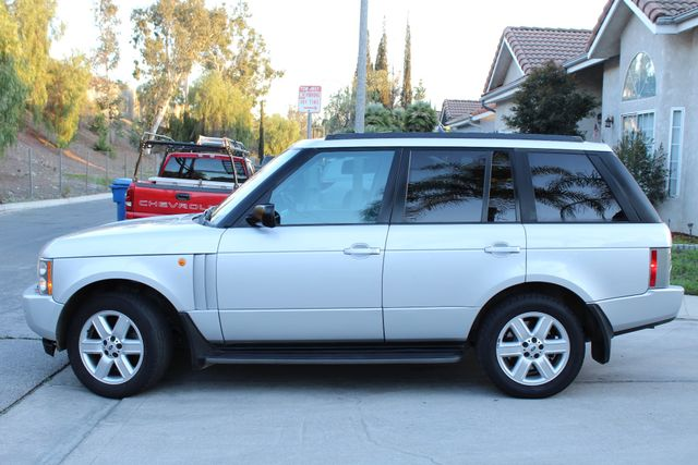 2003 Land Rover RANGE ROVER LUXURY HSE NAVIGATION ALLOY WHLS SERVICE RECORDS! Woodland Hills, CA 4