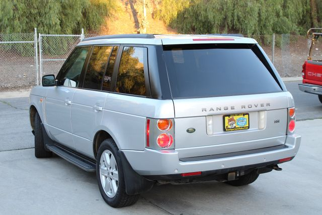 2003 Land Rover RANGE ROVER LUXURY HSE NAVIGATION ALLOY WHLS SERVICE RECORDS! Woodland Hills, CA 5