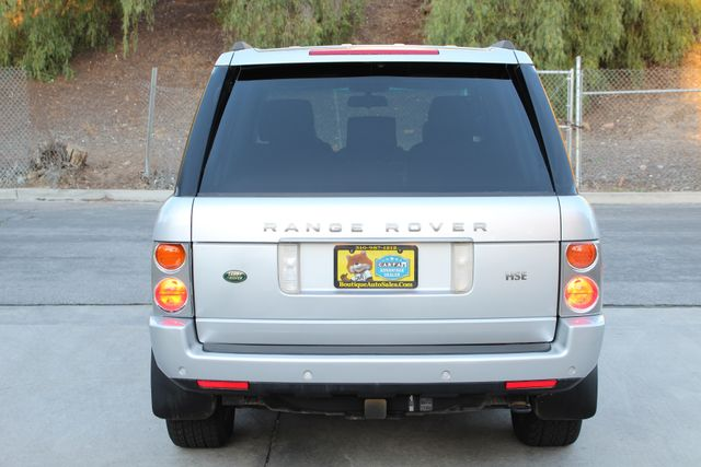 2003 Land Rover RANGE ROVER LUXURY HSE NAVIGATION ALLOY WHLS SERVICE RECORDS! Woodland Hills, CA 6