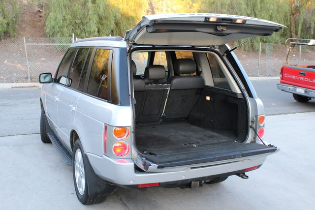 2003 Land Rover RANGE ROVER LUXURY HSE NAVIGATION ALLOY WHLS SERVICE RECORDS! Woodland Hills, CA 11