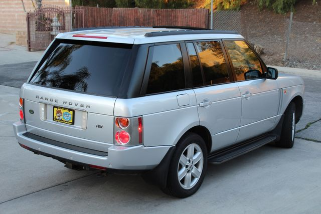 2003 Land Rover RANGE ROVER LUXURY HSE NAVIGATION ALLOY WHLS SERVICE RECORDS! Woodland Hills, CA 7