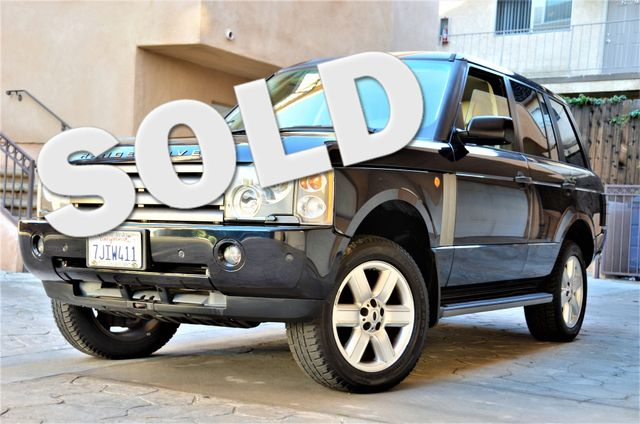 2003 Land Rover Range Rover HSE Reseda, CA 0