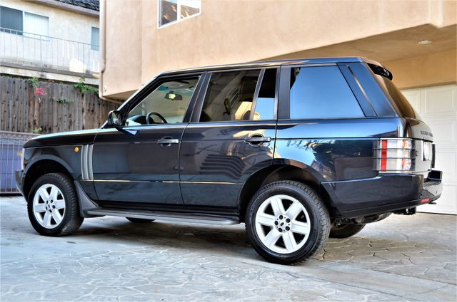 2003 Land Rover Range Rover HSE Reseda, CA 20