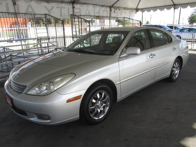 2003 Lexus ES 300 Please call or e-mail to check availability All of our vehicles are available