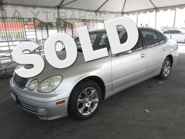 2003 Lexus GS 300 Please call or e-mail to check availability All of our vehicles are available