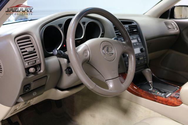 2003 Lexus GS 300 Merrillville, Indiana 9