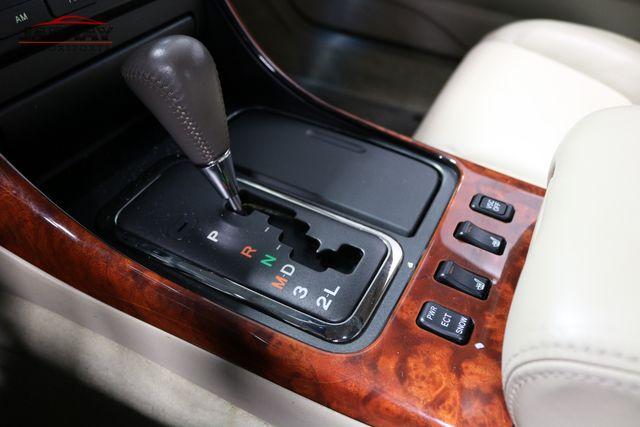2003 Lexus GS 300 Merrillville, Indiana 20