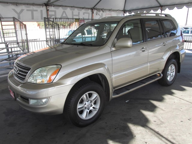 2003 Lexus GX 470 This particular Vehicle comes with 3rd Row Seat Please call or e-mail to check