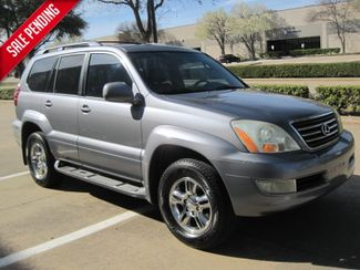 2003 Lexus GX 470 Luxury SUV, Nav, Roof, Rear DVd, Super Nice, Low Miles, Plano, Texas