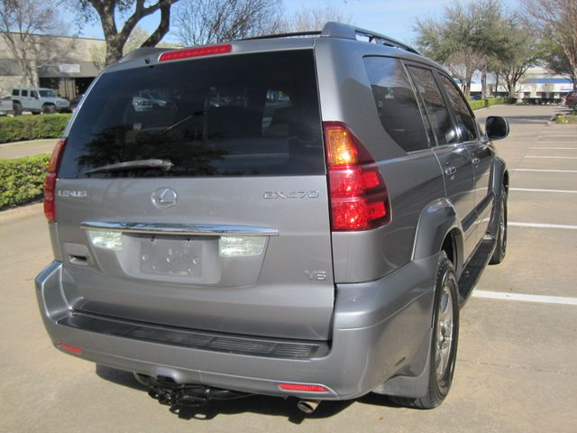 2003 Lexus GX 470 Luxury SUV, Nav, Roof, Rear DVd, Super Nice, Low Miles, Plano, Texas 10